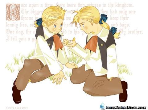 Dos príncipes