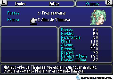 Alma de Thamasa
