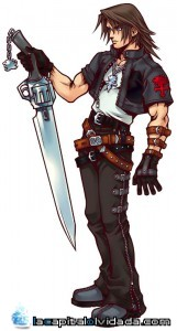 Leon - Kingdom Hearts