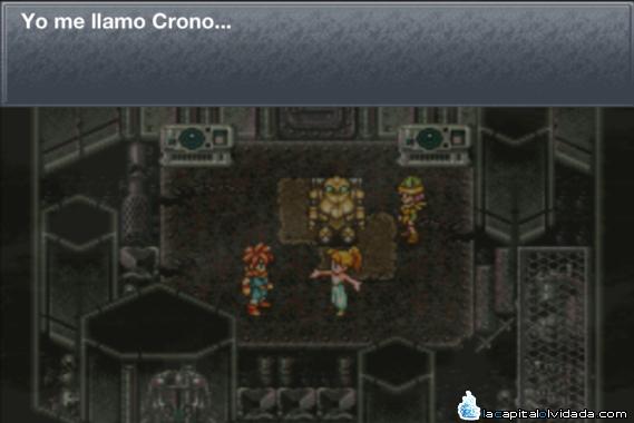 Yo me llamo Crono