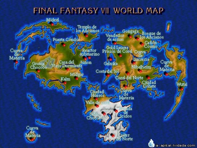 CMAP MAP